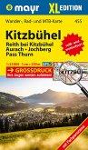 Mayr Karte Kitzbühel XL