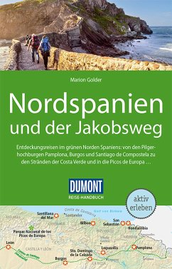 DuMont Reise-Handbuch Reiseführer Nordspanien und der Jakobsweg - Golder, Marion