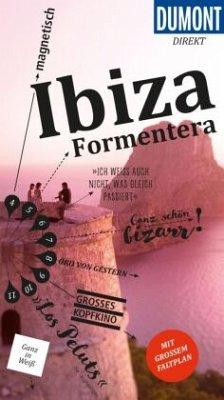 DuMont direkt Reiseführer Ibiza, Formentera - Krause, Patrick