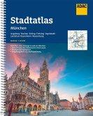ADAC Stadtatlas München 1:20 000