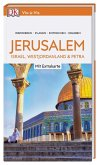 Vis-à-Vis Reiseführer Jerusalem.Israel, Westjordanland & Petra