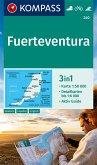 KOMPASS Wanderkarte Fuerteventura