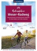 KOMPASS RadReiseFührer Weserradweg