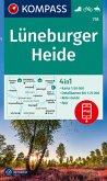 KOMPASS Wanderkarte Lüneburger Heide