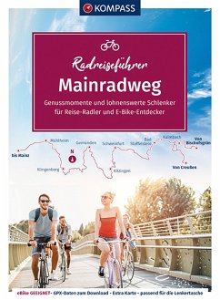 KOMPASS RadReiseFührer Mainradweg - KOMPASS RadReiseFührer Mainradweg