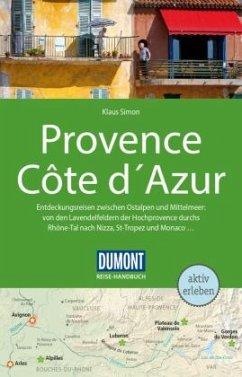 DuMont Reise-Handbuch Reiseführer Provence, Côte d'Azur - Simon, Klaus