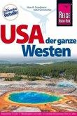 Reise Know-How USA - der ganze Westen, m. Karte (Mängelexemplar)