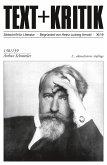 TEXT + KRITIK 138/139 - Arthur Schnitzler (eBook, PDF)