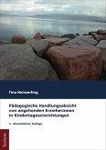 Pädagogische Handlungsabsicht von angehenden Erzieherinnen in Kindertageseinrichtungen (eBook, PDF)