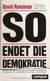 So endet die Demokratie (eBook, PDF)