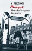 Madame Maigrets Freundin (eBook, ePUB)