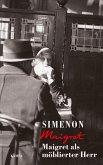 Maigret als möblierter Herr / Kommissar Maigret Bd.37 (eBook, ePUB)