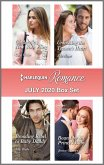 Harlequin Romance July 2020 Box Set (eBook, ePUB)