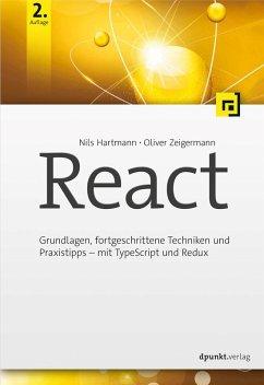 React (eBook, PDF) - Hartmann, Nils; Zeigermann, Oliver