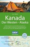 DuMont Reise-Handbuch Reiseführer Kanada, Der Westen, Alaska (eBook, ePUB)
