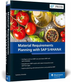 Material Requirements Planning with SAP S/4HANA - Almeida, Caetano