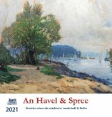 An Havel & Spree 2021 Postkartenkalender