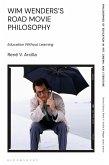 Wim Wenders's Road Movie Philosophy (eBook, PDF)