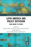 Latin America and Policy Diffusion (eBook, PDF)