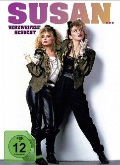 Susan Verzweifelt Gesucht 2 in 1 Edition - Madonna/Arquette,Rosanna/Quinn,Aidan
