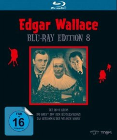 Edgar Wallace Blu-ray Edition 8 BLU-RAY Box