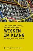 Wissen im Klang (eBook, PDF)