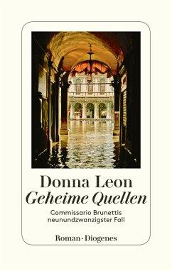 Geheime Quellen (eBook, ePUB) - Leon, Donna