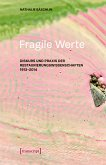 Fragile Werte (eBook, PDF)