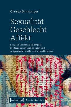 Sexualität - Geschlecht - Affekt (eBook, PDF) - Binswanger, Christa