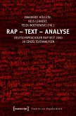 Rap - Text - Analyse (eBook, PDF)