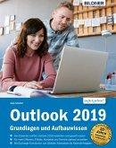 Outlook 2019 Grundlagen und Aufbauwissen (eBook, PDF)