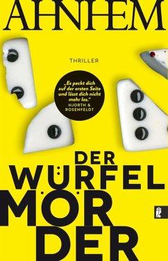 Der Würfelmörder / Fabian Risk Bd.4 (eBook, ePUB) - Ahnhem, Stefan