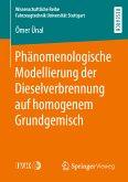 Phänomenologische Modellierung der Dieselverbrennung auf homogenem Grundgemisch (eBook, PDF)