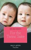 For The Twins' Sake (Mills & Boon True Love) (Dawson Family Ranch, Book 1) (eBook, ePUB)