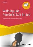 Wirkung und Persönlichkeit im Job (eBook, PDF)