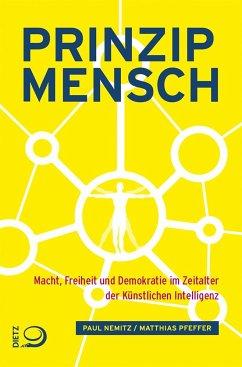 Prinzip Mensch - Nemitz, Paul; Pfeffer, Matthias