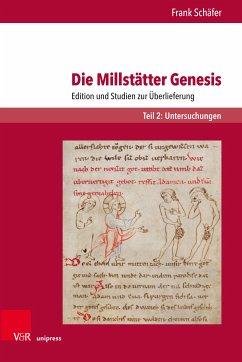 Die Millstätter Genesis (eBook, PDF) - Schäfer, Frank