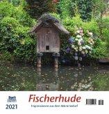 Fischerhude 2021 Postkartenkalender