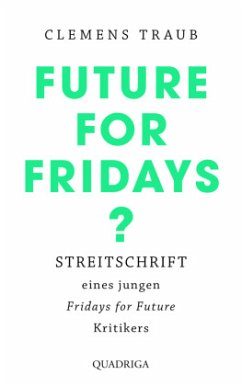 Future for Fridays? - Traub, Clemens