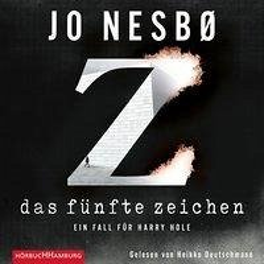 Das fünfte Zeichen / Harry Hole Bd.5 (1 MP3-CD) - Nesbø, Jo