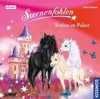 Sternenfohlen (Folge 19): Ferien im Palast, Audio-CD