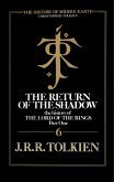 The Return of the Shadow (The History of Middle-earth, Book 6) (eBook, ePUB)