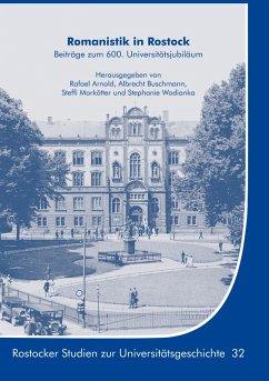 Romanistik in Rostock (eBook, ePUB)