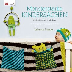 Monsterstarke Kindersachen (Restauflage) - Danger, Rebecca