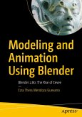 Modeling and Animation Using Blender (eBook, PDF)