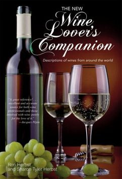 The New Wine Lover's Companion (eBook, ePUB) - Herbst, Ron