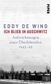 Ich blieb in Auschwitz (eBook, ePUB)