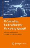 IT-Controlling für die öffentliche Verwaltung kompakt (eBook, PDF)