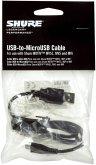 Shure AMV-USB MicroB-USB Kabel (1 m)