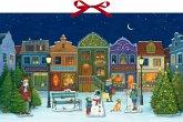 Wandkalender - Adventszeit ist die schönste Zeit